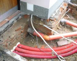Instalace vytápění