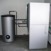 Tepelné čerpadlo, originální kanály a 300litrový zásobník TUV