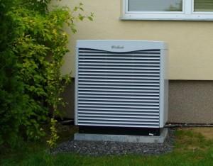 Tepelné čerpadlo Vaillant VWL101/3S vzduch/voda